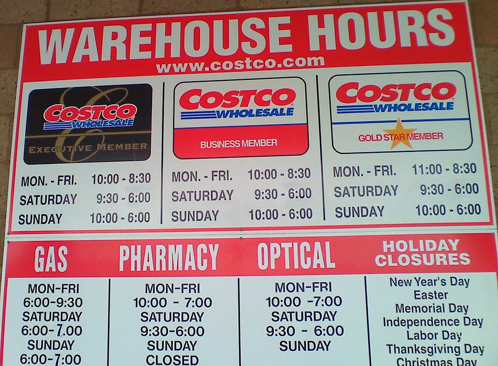 Akits Complaint Department Costco Gives Back Early Hour To