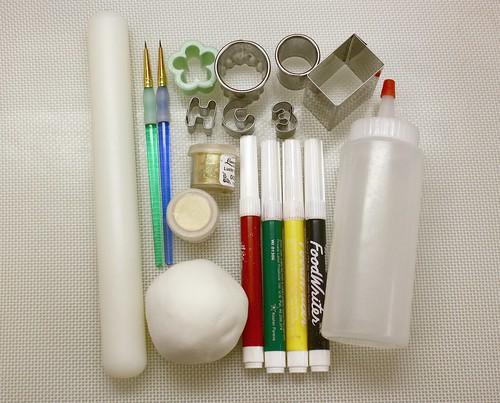 Monogram materials