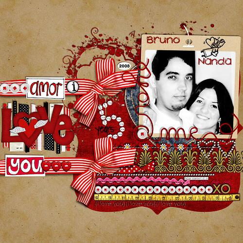 amor i love you. Amor i Love you !! Rak Amiga keridaaaaa do Scrap Mundo Nandaaaa e Bruno !! Amei scrappear esta foto !