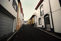 Village Street (swilton) Tags: houses streets portugal island town village azores saomiguel sigma1020mm acores vilafrancadocampo nikond40x pfogold