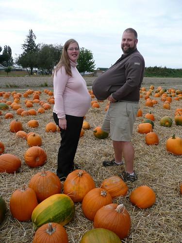 Comparing pumpkins