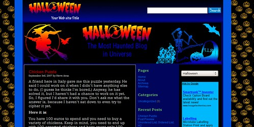theme-wordpress-halloween-haunted