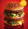 Mcdonalds Mega 4 Hamburgers (hagerstenguy) Tags: food japan tokyo asia fastfood fast tasty mcdonalds hamburgers sallad hamburger osaka mega еда бутерброд طعام ماكدونالدز гамбургер لحمة