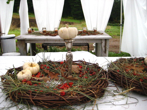 Gothic Harvest at Barn House