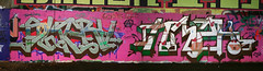 SWERV - NMPH (The Joy Of The Mundane) Tags: streetart art graffiti paint painted spraypaint spraypainted graffitigraveyard swerv nmph thegraffitigraveyard