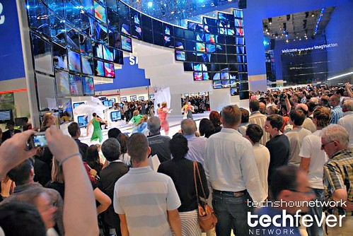 IFA Berlin 2008, Opening Day, Consumer electronics show by TechShowNetwork.