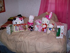 Hello Kitty Collection ( Veronica ) Tags: hellokitty plush sanrio kawaii tokidoki sanx hannaritofu