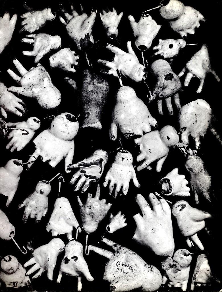 阿尔曼 费尔南德斯 Arman Fernandez(法国1928-美国2005) 雕塑作品集1 - 刘懿工作室 - 刘懿工作室 YI LIU STUDIO