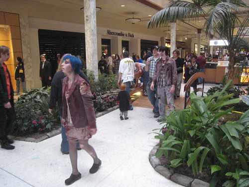 Monroeville Mall Zombiefest 2008