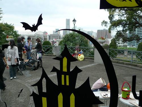 Yokohama Yamate Halloween Walk 2008-01