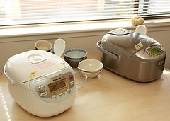 Panasonic vs. Zojirushi high-end rice cookers