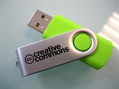 Mega Green Flashdrive