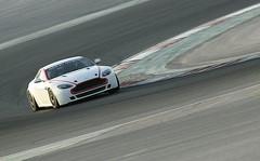 Aston Martin Vantage GT4 Racer .