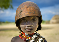 Calimero or Erbore kid? Omo Ethiopia
