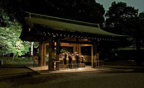 Meiji Jingu Lightened 12