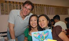 Mike, Maria and Elen