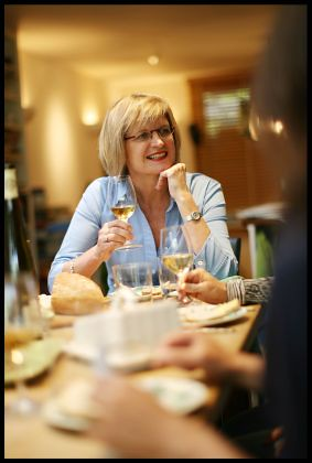 Jancis Robinson invita gli amici di Vino al vino sulle sue Purple pages