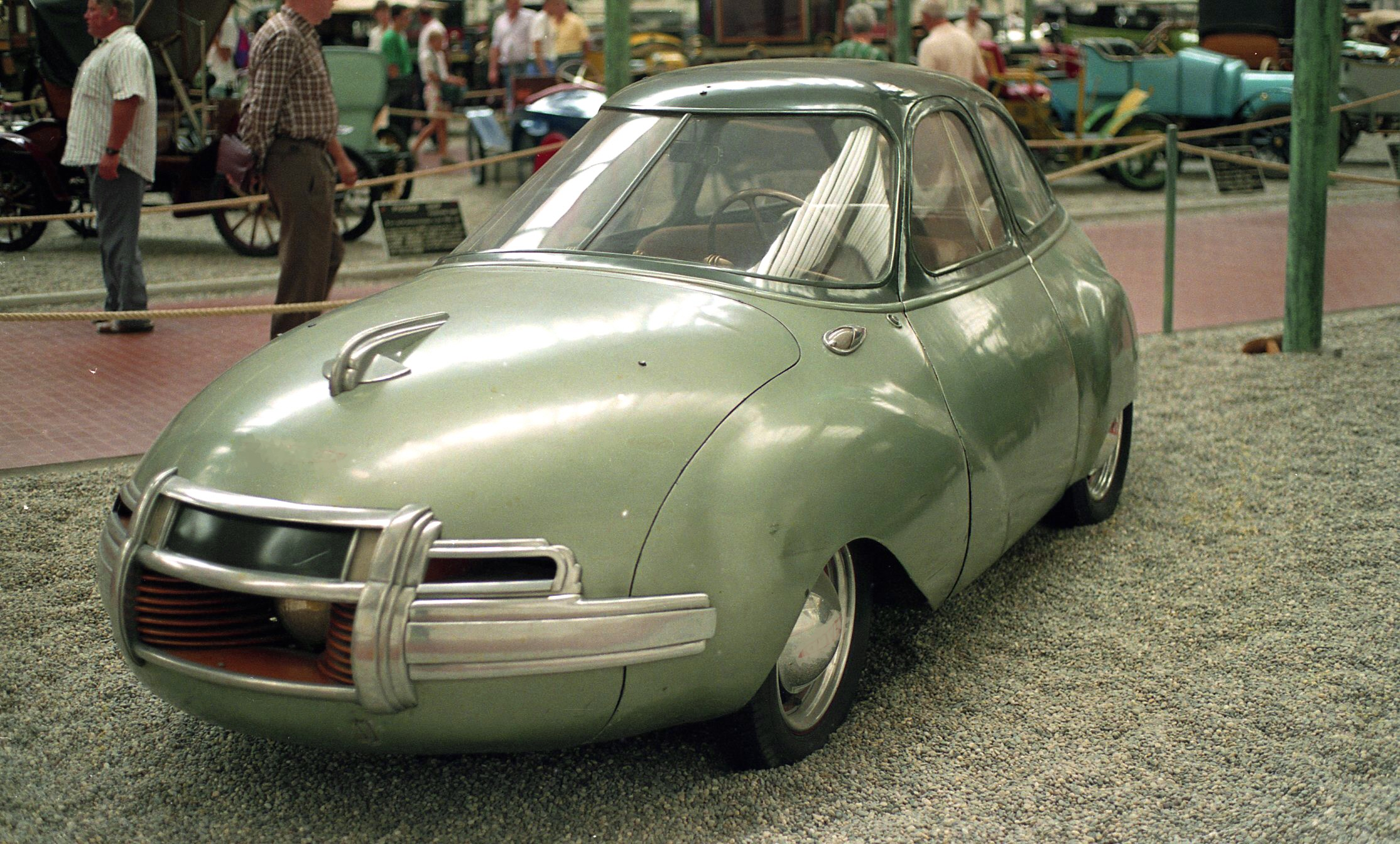 1948 Panhard Dynavia Concept