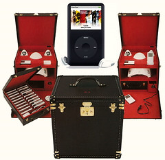 louis vuitton ipod trunk