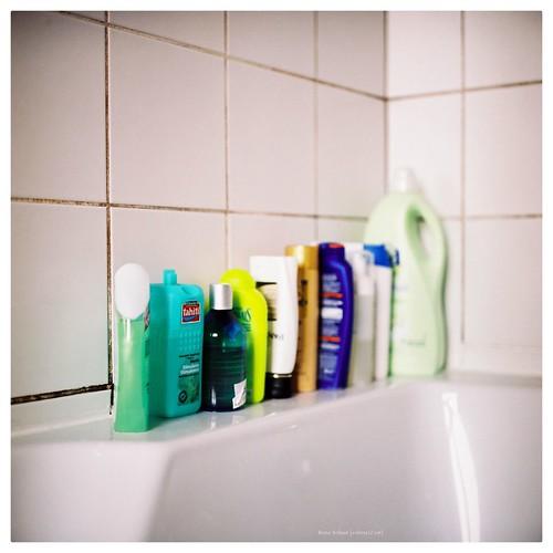 Bathroom (ii): tahiti