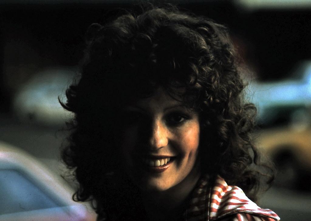 gm 15613 Wellington, New Zealand Girl 1975
