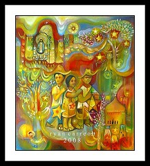 Farol - Parol ( Filipino Christmas Lantern) (Estaba El Senhor InigoDeloyola) Tags: christmas art church colors painting children stars religious mosque lanterns filipino festivity pasko ryancarreon