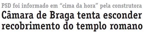 Diário do Minho - 28/11/2008