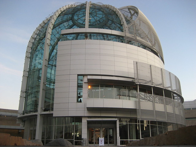 San Jose City Hall rotunda