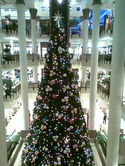 Ballston Mall Tree