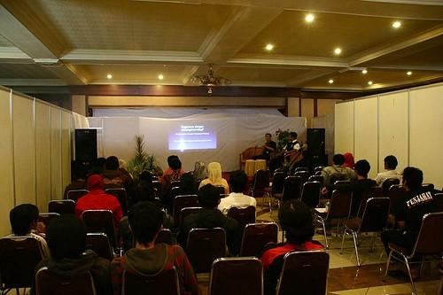 Seminar Kreativitas Blog