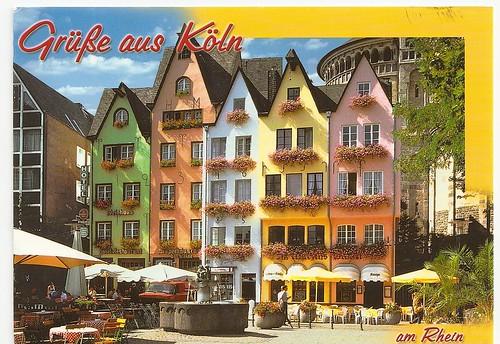 Grüße aus Köln!