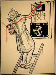 30 Ways to Shock Yourself (bre pettis) Tags: danger 1931 ouch hurts death die antique electrocution shock electricalaccidents