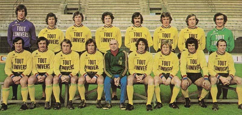 nantes 1973-74