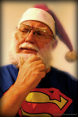 Identity Crisis (aardvark_foto) Tags: santa christmas portrait selfportrait self superman sp superhero identitycrisis