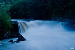 Cumberland Falls (JGo9) Tags: longexposure water landscape falls soe cumberlandfalls whitleycounty danielboonenationalforest addictedtoflickr nikond60 grouptripod