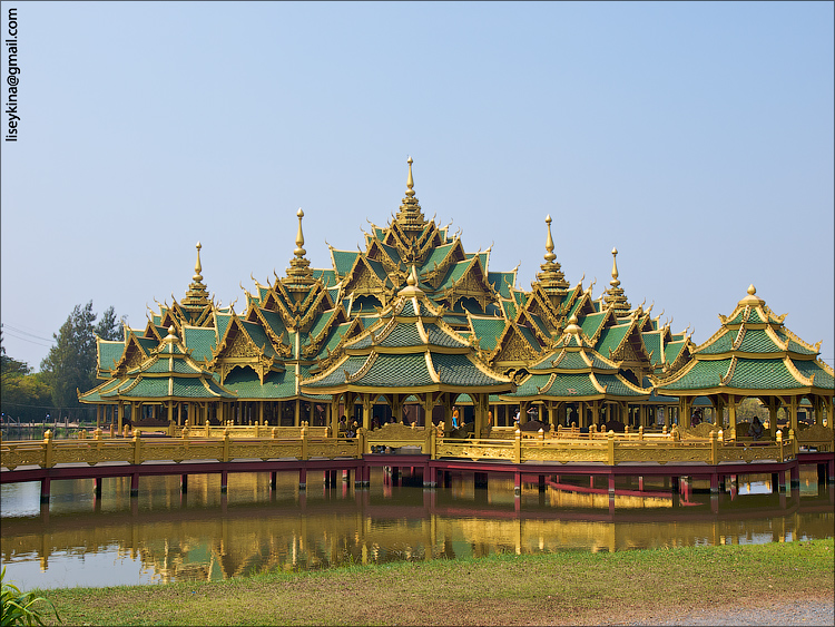 Pavilion of the Enlightened
