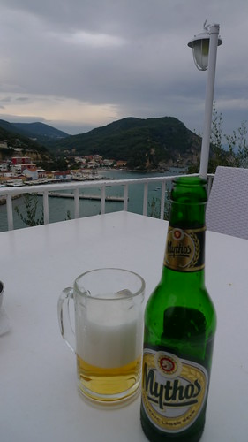Mythos with a view