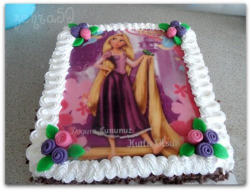 Rapunzel yas pasta by zehra50mutfakta
