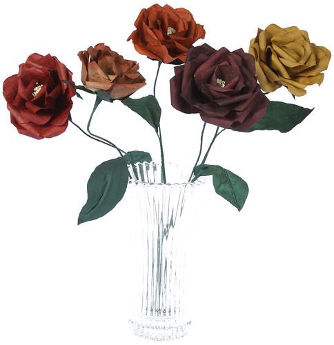 Flores com Saco de Cimento Reciclado by PARANOARTE