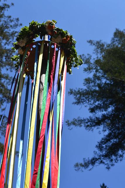greenwood school may festival!