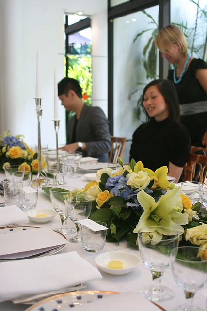 We had lunch with the Swedish Ambassador at his residence. I forgot to take a photo of him!