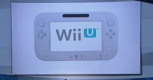Wii U Controller Is Like Other Handhelds