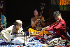 "with Taro Terahara, bansuri • <a style=""font-size:0.8em;"" href=""http://www.flickr.com/photos/35985863@N07/5816651935/"" target=""_blank"">View on Flickr</a>"