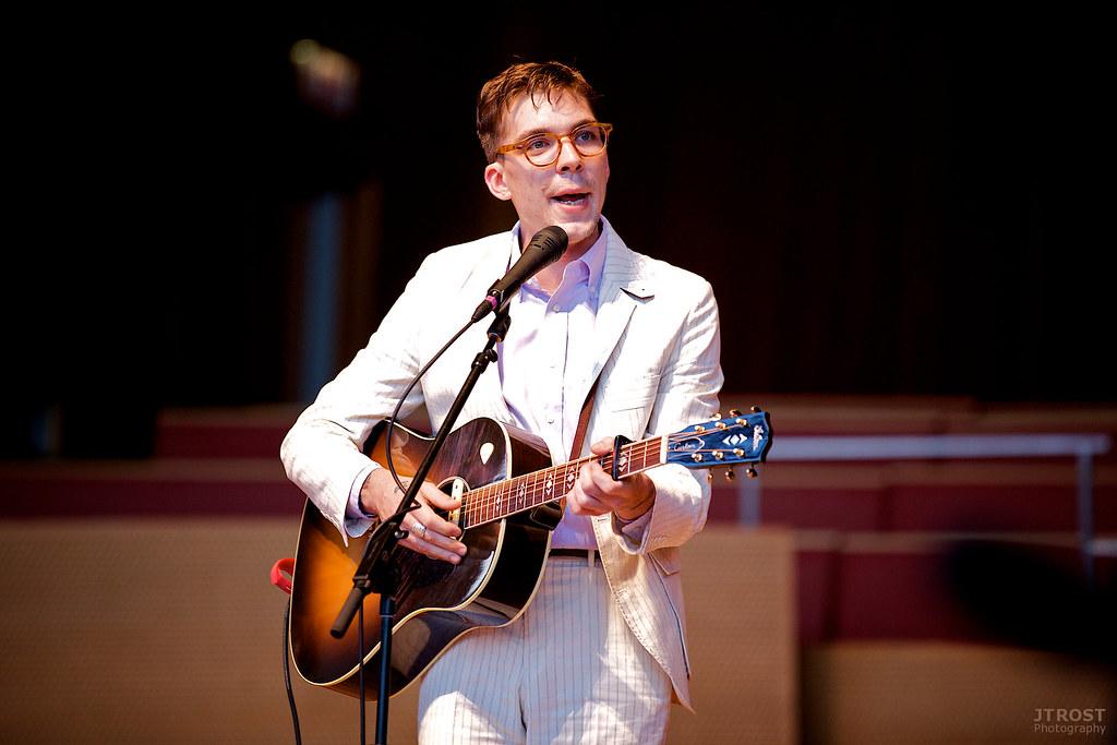 Justin Townes Earle @ Pritzker Pavilion - 5/30/11