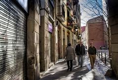 Barcelona, street view
