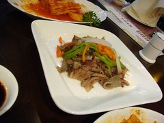 Dog Eat Dog in BEIJING (EL Generalissimo) Tags: china beijing  dogmeat koreanfood  northkoreanrestaurant