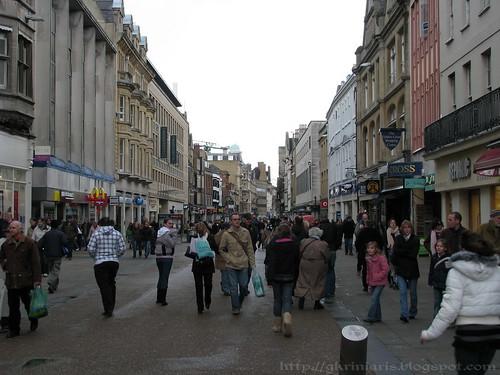Cornmarket street