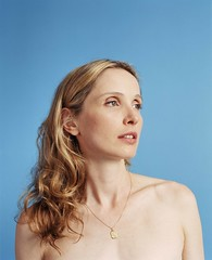 Julie Delpy, Los Angeles, 2004. (Steve Appleford) Tags: sunset usa french losangeles julie ethan calif actress beforesunrise hawke delpy