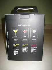 Absoluto Vodka Buzzkit