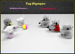 Lets Play Ball (Singing With Light) Tags: school sport digital photography sheep koala fujifilm olympics kiwi justforfun nx digitalphotographyschool magnetictoys s6000fd bahbahra sonyphotochallenge